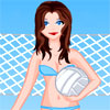 Beach Volley Dressup