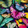 Butterfly Invasion