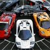 F1 Supercars Jigsaw
