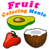 Fruit Coloring Mania