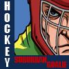 Hockey - Suburban Goalie
