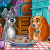 Lady & Tramp Jigsaw