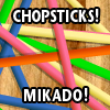 CHOPSTICKS!
