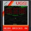 Neon Bricks 4K