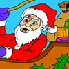 Santa Claus - Coloring Game