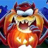Taz Halloween Jigsaw