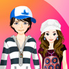 Valentine Couple Dressup